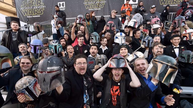 "APTOPIX World Premiere of ""Star Wars: The Force Awakens"" - Arriv"
