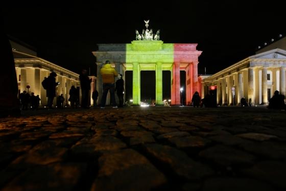 Germany Belgium Attacks