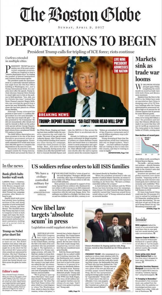 boston globe trump front page_0