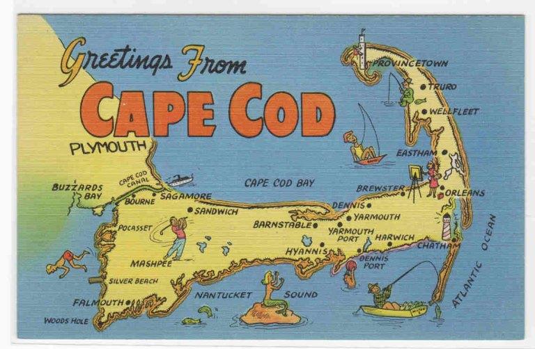 CapeCodmap