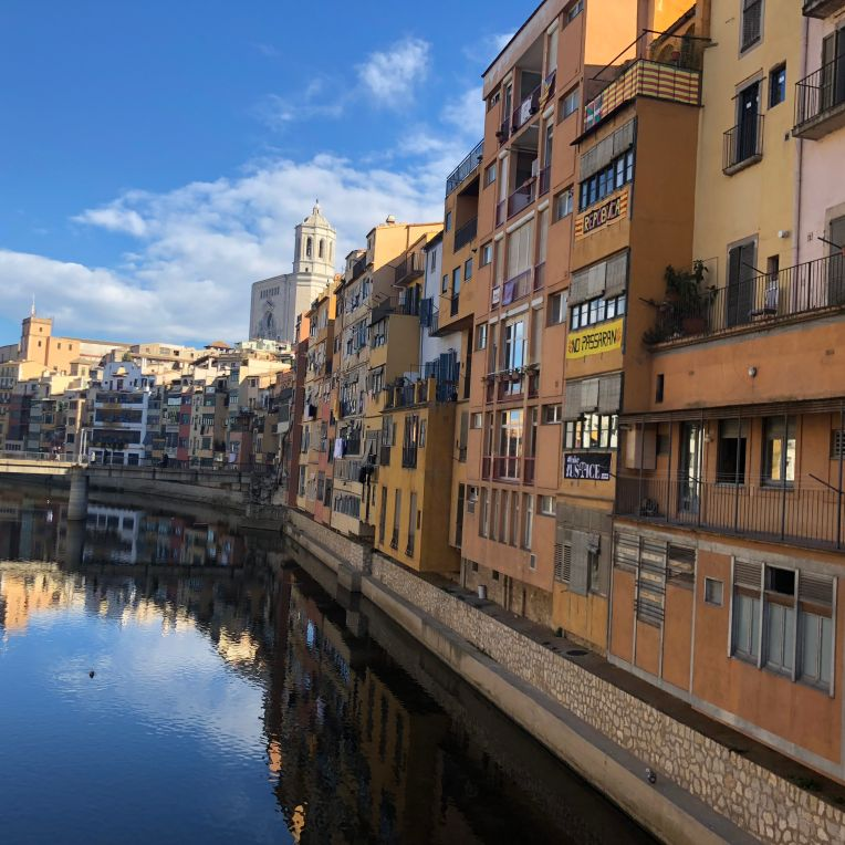 Girona. A must-see.