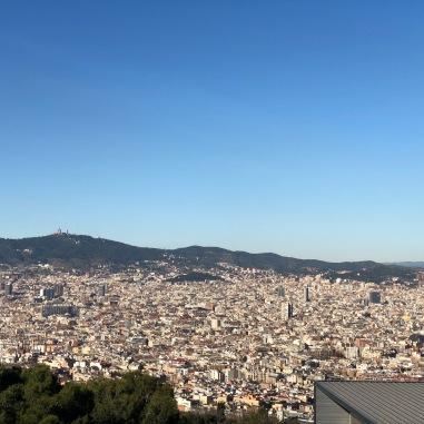 Beautiful Barcelona.