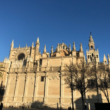 Sevilla Cathedral.