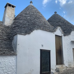 Trulli are truly unusual.