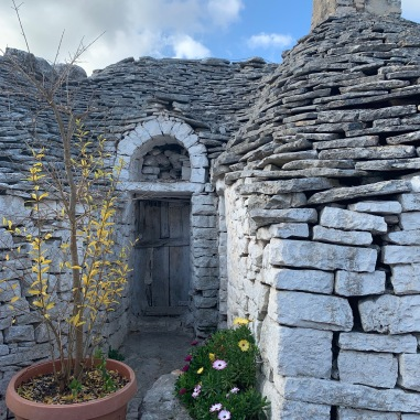 The oldest Trulli.